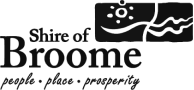 Shire of Broome - Logo